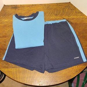 Reebok Tee & Shorts Set/Bundle